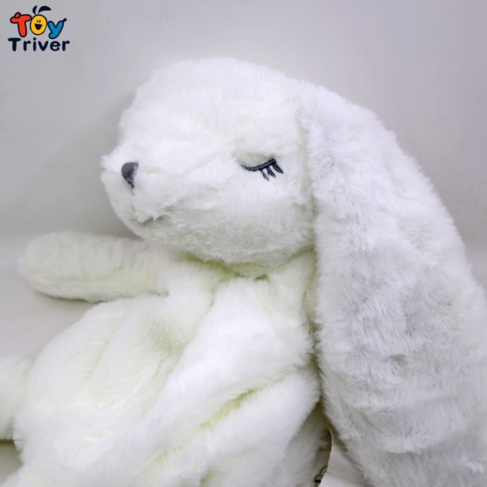 Cute Bunny Stuffed Animal Backpack