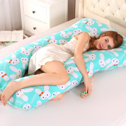 U Shaped Pregnancy Pillow Maternity Pillow