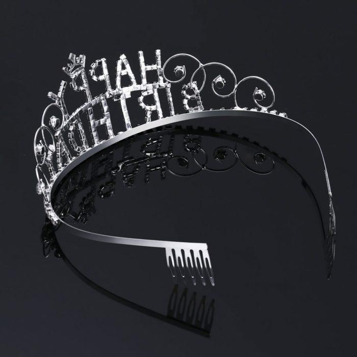 Happy Birthday Tiara Lovely Birthday Crown