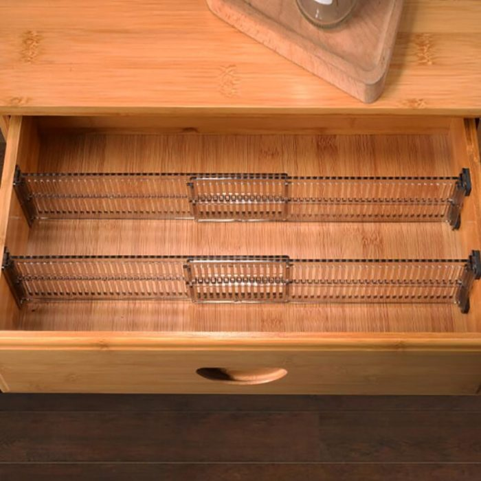 Adjustable Drawer Dividers Organizer
