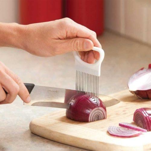 Onion Holder Kitchen Tool