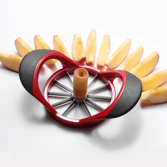 Apple Corer and Slicer Kitchen Tool