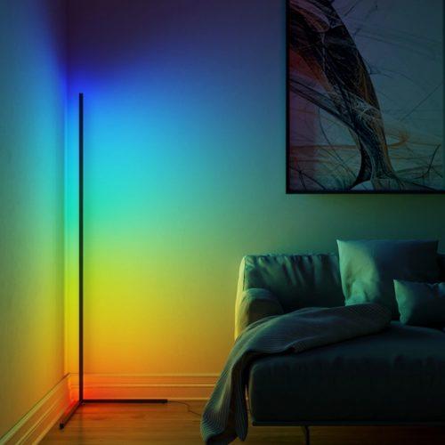 Corner Standing Lamp LED Corner Light