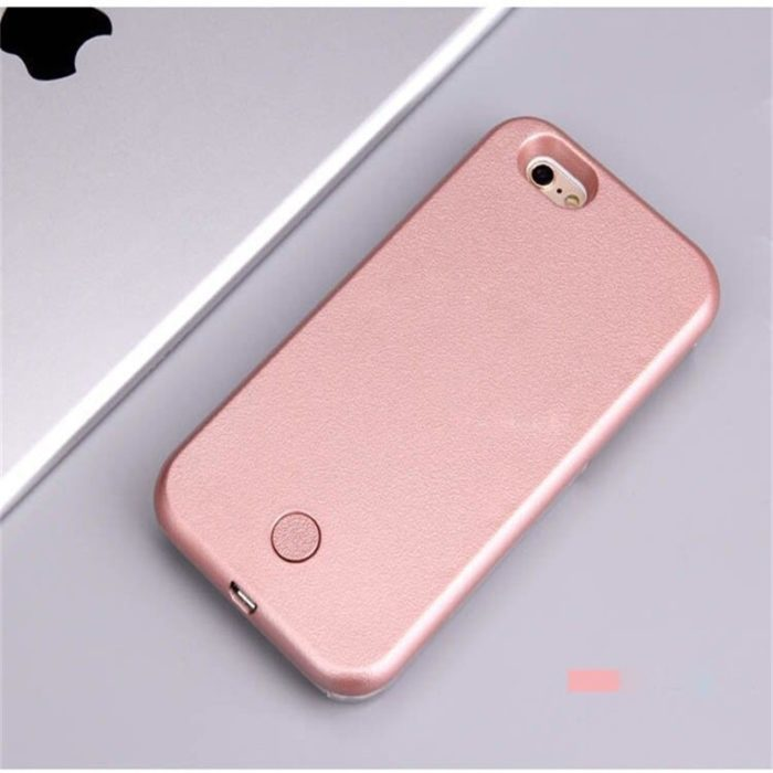 iPhone Case with Light Phone Cover