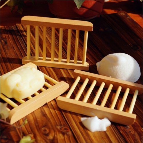 Wooden Soap Holder Wood Soap Dish