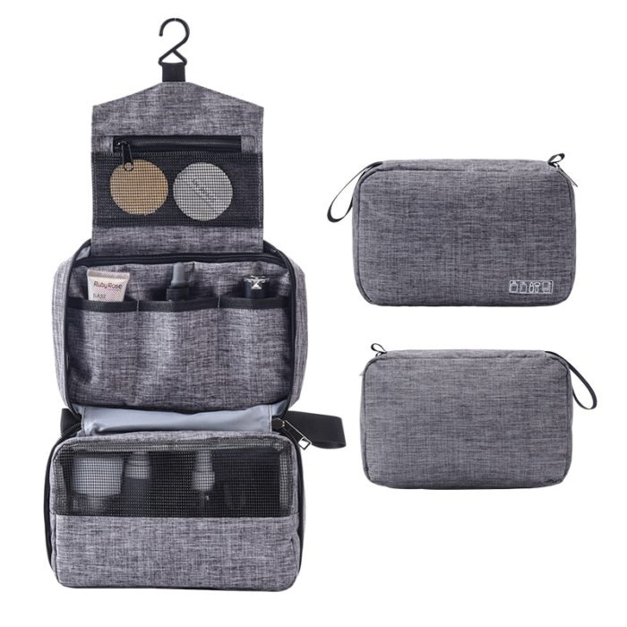Hanging Cosmetic Bag Travel Pouch