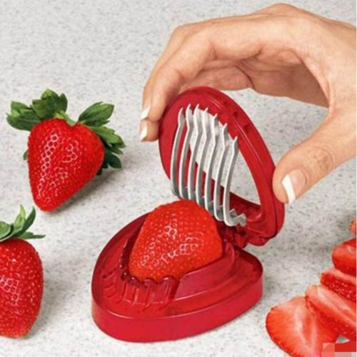 Strawberry Cutter Fruit Slicer