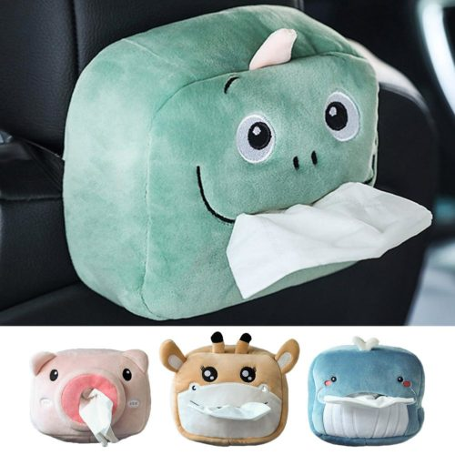 Cute Animals Tissue Holder for Car