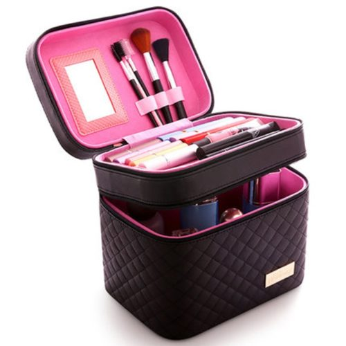 Small Makeup Box Cosmetic Bag