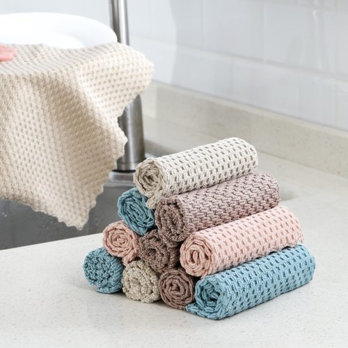 Reusable Dish Cloth Cleaning Towel