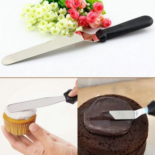 Frosting Spreader Stainless Icing Knife