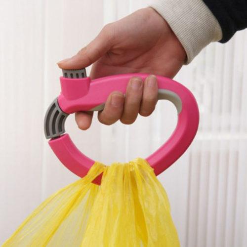 Grocery Bag Carrier Bag Holder