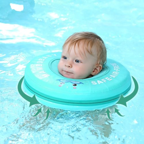 Neck Floaty for Infants Swimming Aid