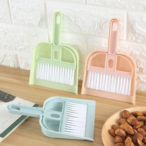 Mini Brush and Dustpan Cleaning Set