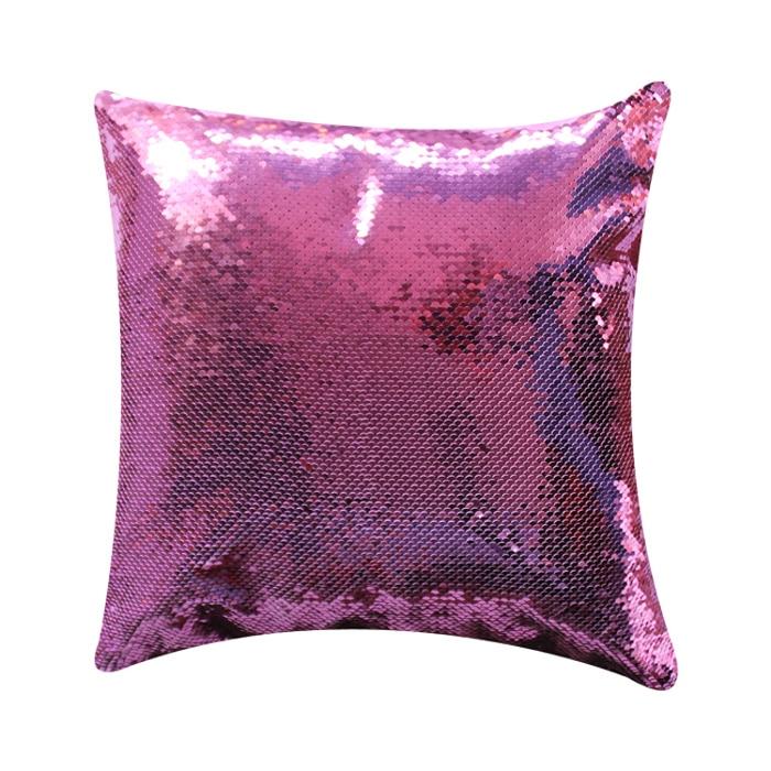 Sequin Pillowcase Reversible Design