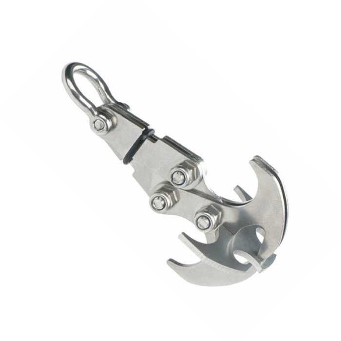 Gravity Hook Stainless Hook with Bag