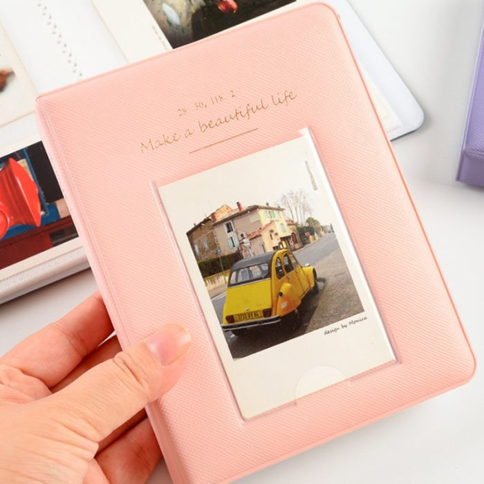 Polaroid Photo Book 64-Pocket Case