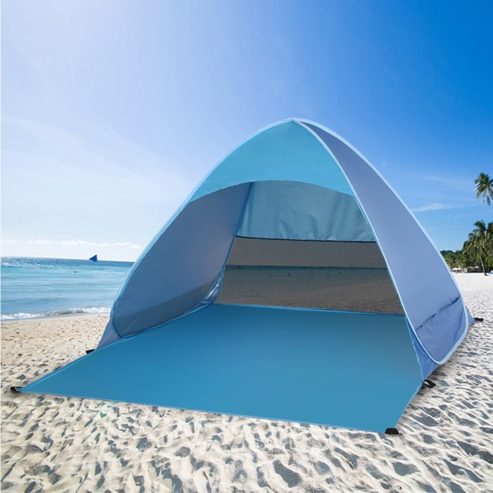 Pop Up Sun Shelter Beach Tent