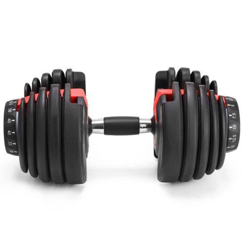 Adjustable Dumbbell Fitness Equipment
