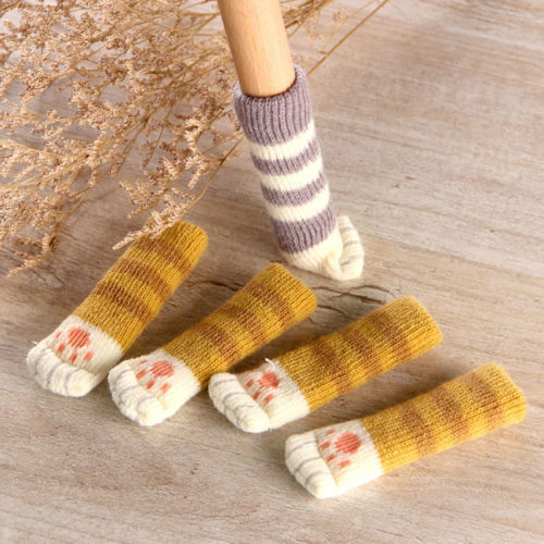 Chair Foot Covers Sleeves Set (4pcs)