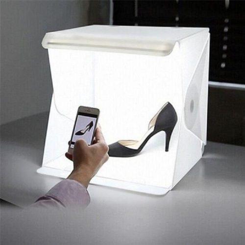Photo Studio Lightbox Backdrop LED