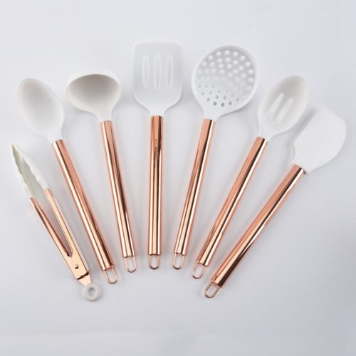 Silicone Cooking Utensils Set (7pcs)