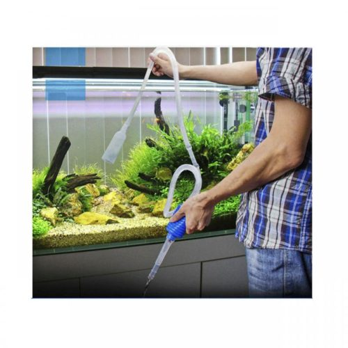 Fish Tank Siphon Aquarium Cleaner Pump