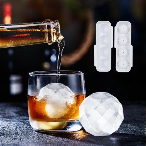 Whiskey Ice Ball Maker Ice Making Tray