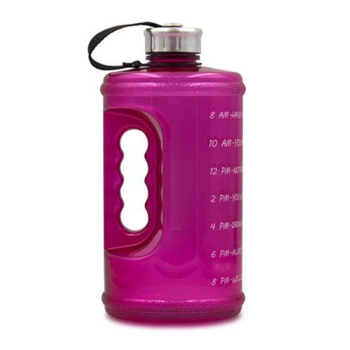 Motivational Water Jug 2.2L Bottle