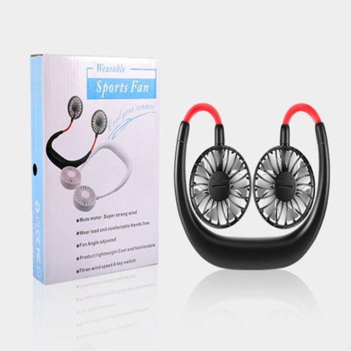 Rechargeable Neck Fan Air Cooler