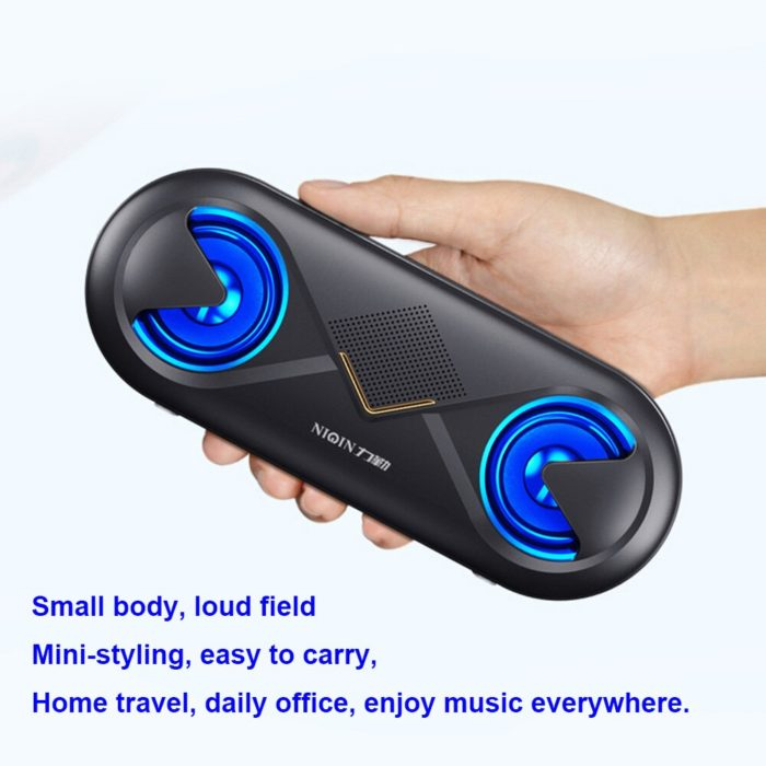 Portable BT Speaker Wireless Device