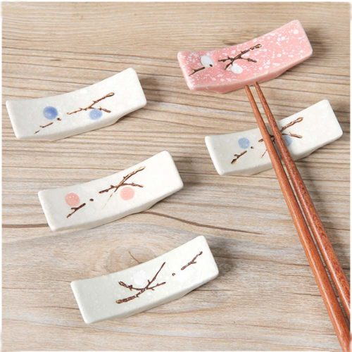 Chopsticks Stand Ceramic Rest