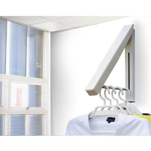 Wall Hanging Rack for Clothes Folding Rack