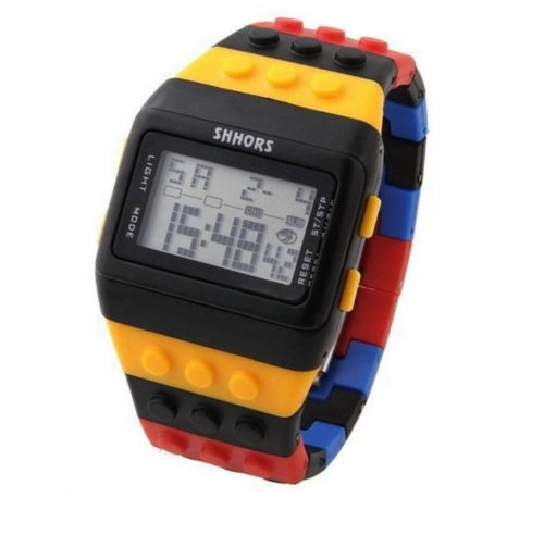 Lego Watch Digital Wrist Watch