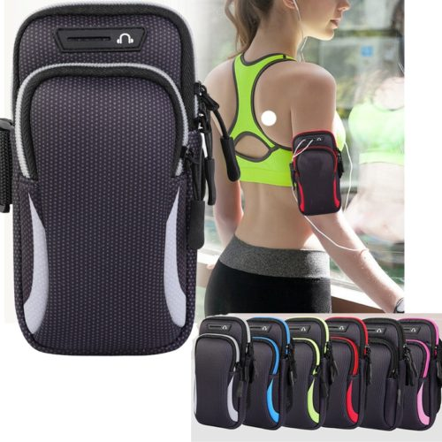 Arm Bag Multi-Purpose Fitness Accessory