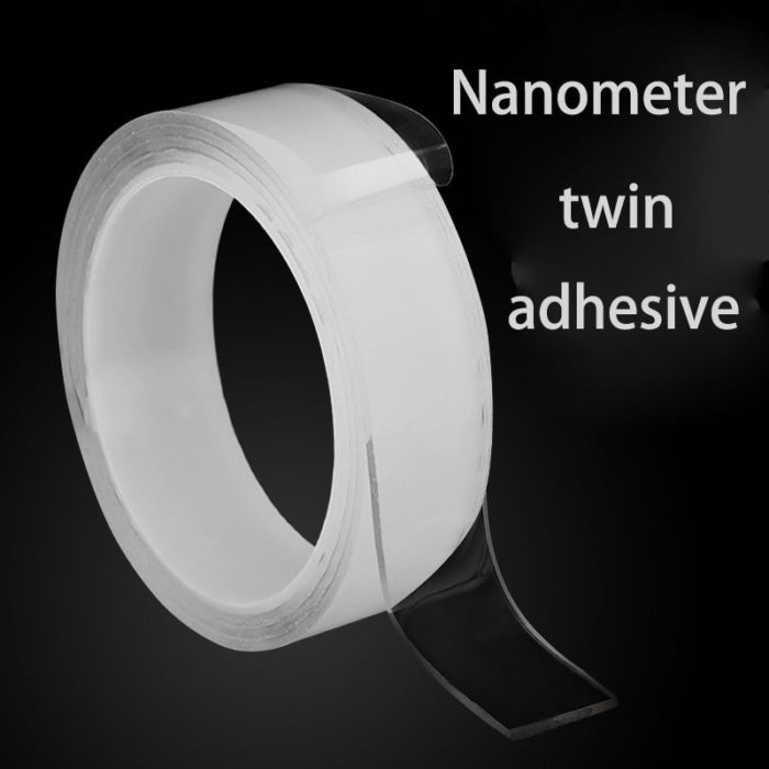 Transparent Double Sided Tape Washable Tape