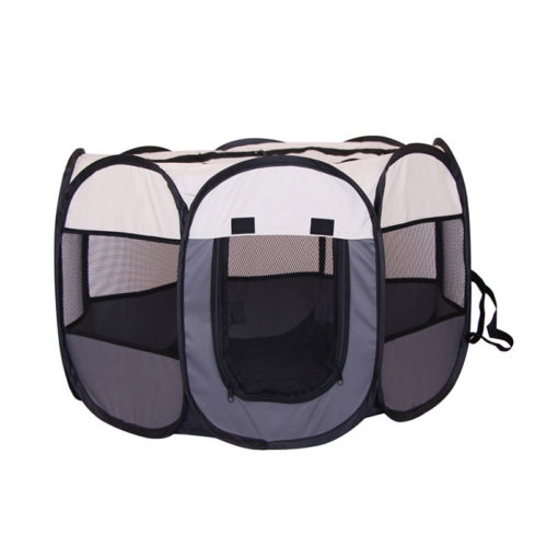 Foldable Pet Playpen Exercise Pen