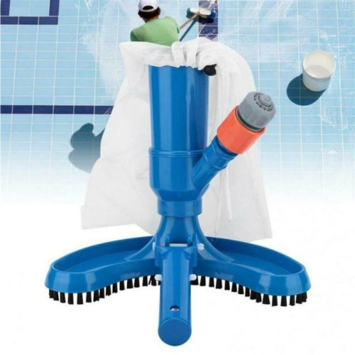 Pool Vacuum Head with Brush Bristles