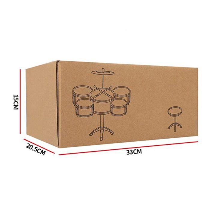 Drum Set Toy Kit for Kids