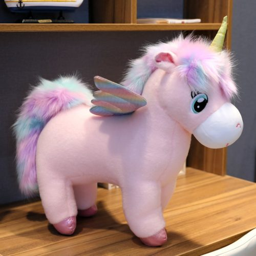Unicorn Stuff Toy Plush Animal