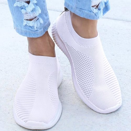 Ladies Slip On Shoes Casual Footwear
