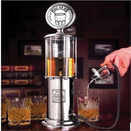 Gas Pump Liquor Dispenser Alcohol Container