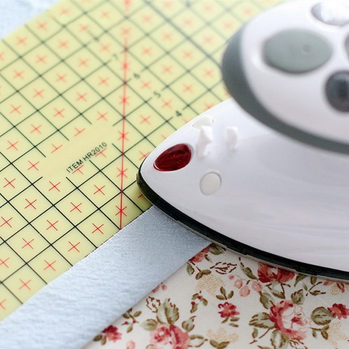 Ironing Ruler Clothes Folding Guide