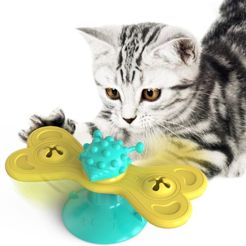 Windmill Cat Toy Multi-Functional Toy