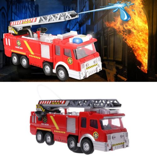 Firetruck Toy Educational Toy For Kids