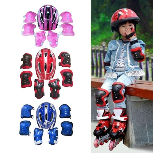 Kids Bike Gear Protection Set