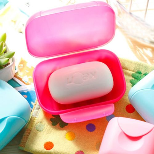 Travel Soap Case Sealed Dish