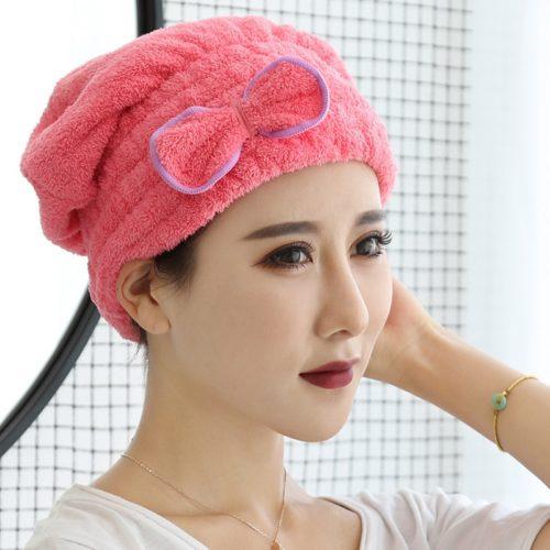 Head Towel Super Absorbent Turban