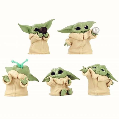 Baby Yoda Action Figure Collector's Item