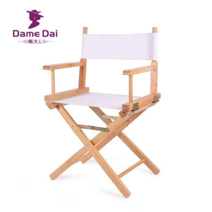 Portable Canvas Folding Chair